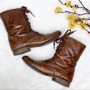 STEVE MADDEN | 8.5 Troopa Combat Boots